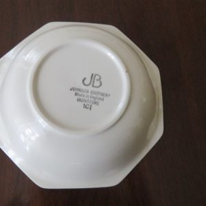 Cereal Bowl Johnson Brothers 2
