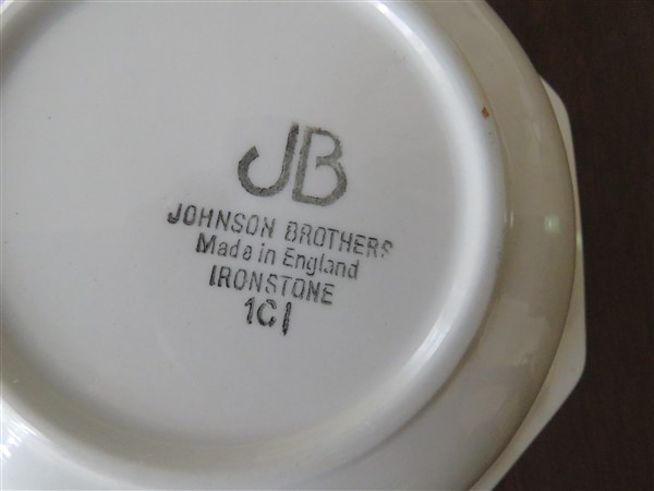 Cereal Bowl Johnson Brothers 3